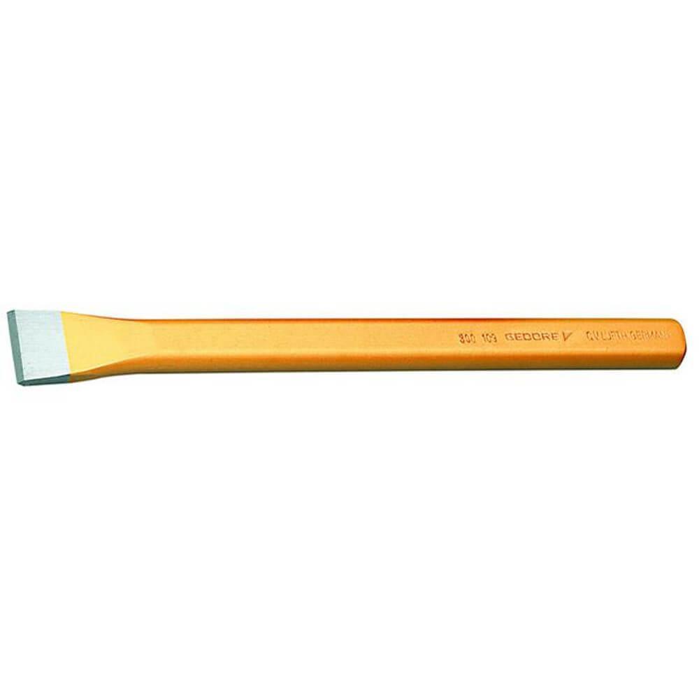 Maurermeißel - flachoval, Form A (gemäß DIN 7254) - Schneidenbreite 26 oder 29 mm