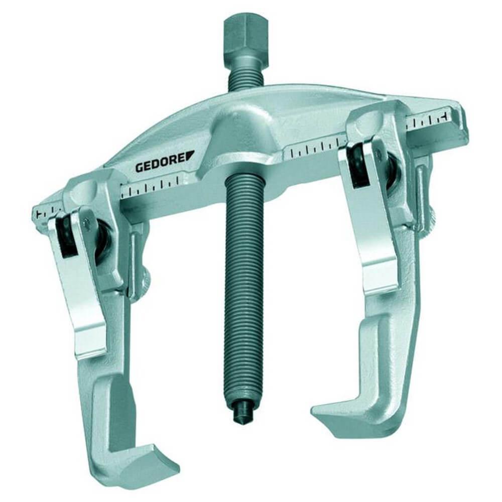 Universal-Abzieher - 2-armig - Spannweite (außen) 130 bis 350 mm
