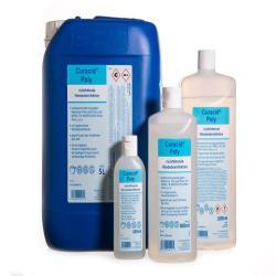 Handsanitizeren - Curacid® poly - bakteriedödande, svampdödande, virusdödande - 0,1 till 5 l