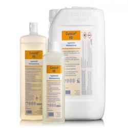 Hygienisk handtvätt - Curacid® HD lotion - tvätta och desinficera