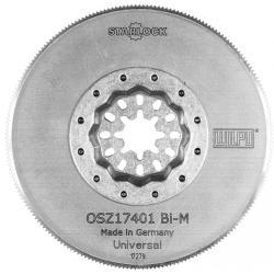 "Segmentsägeblatt ""OSZ 17401"" - für oszilierende Werkzeuge - Starlock-Aufnahme - Ø 85 mm"