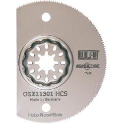 Segmentsägeblatt für Holz - für oszillierende Werkzeuge - Ø 85 mm