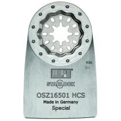 Flexibler Schaber - aus HCS - oszillierende Werkzeuge