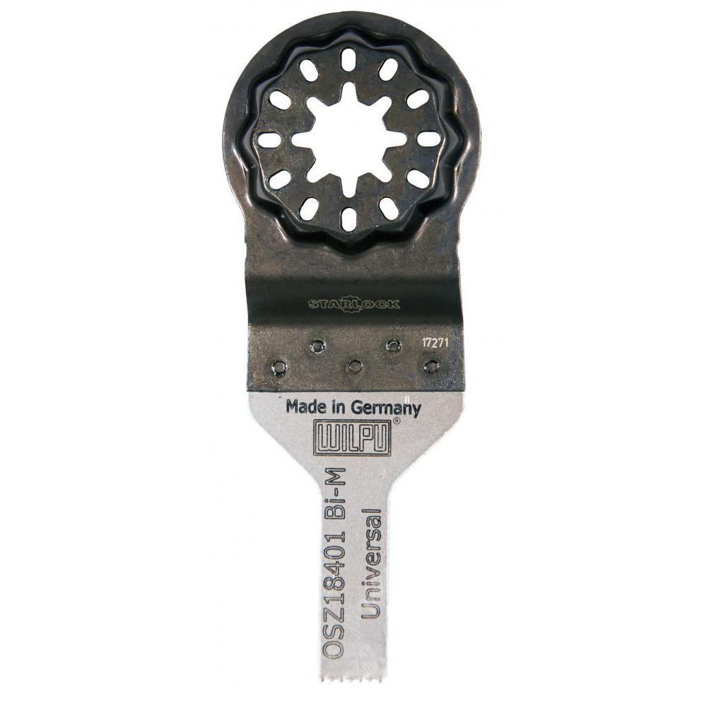 Universalsägeblatt - für oszillierende Werkzeuge - verzahnte Länge 10 mm