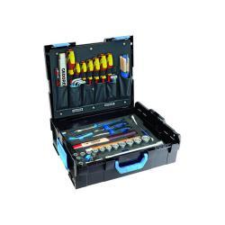 Werkzeugkoffer - GEDORE L-BOXX® 136 - 58-teiliger Satz für Handwerker