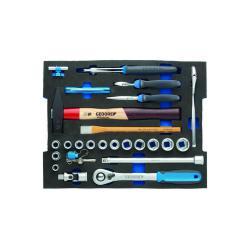 Tool modul - i 2/2 L-BOXX 136-26 bit kit för hantverkare