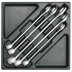 ES module 1500 - 2/3 - empty - for ring-spanner set