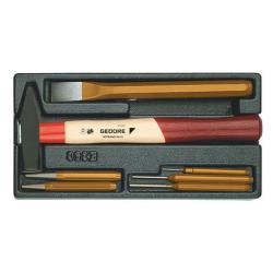 ES module 1500 1/3 - without contents - for chisel assortment 1500 ES-350