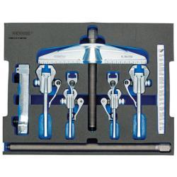 Schaumstoffeinlage - 2/2 L-BOXX 136 - ohne Inhalt - für 1100-1.04/12A