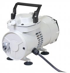 Vakuumpump - utloppstryck 200 mbar - sugkapacitet 31 l / min - torrkörning