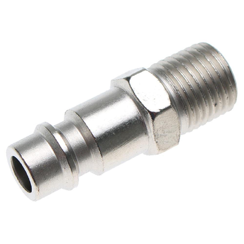 Druckluft-Stecknippel - diverse Größen - CV-Stahl