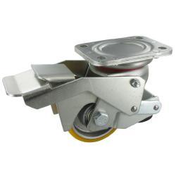 Lenkrolle - mit Hebefunktion - Tragfähigkeit bis 400 kg