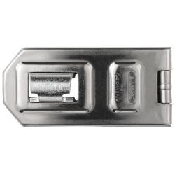 Restposten - Überfalle - Modell 140 - zur Absicherung von größeren Werten / Gegenständen oder bei hohem Diebstahlrisiko -  4003318053122 Modell / Security Level 140/120 / 8 - Länge 120 mm - Breite 56 mm - Ösenbohrung 12,