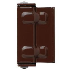 Restposten - Fenster- und Türsicherung - Modell SW2 - zur universellen Fenster- und Türsicherung - Modell SW2 B - Farbe braun - SL 3