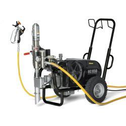HeavyCoat 950 E SSP Spraypack - elektrisch - Kolbenpumpe - 250 bar