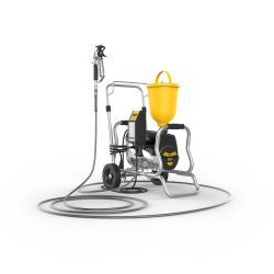 SuperFinish 23 Plus TempSpray na wózku - 250 barów - 1,3 kW - elektryczny