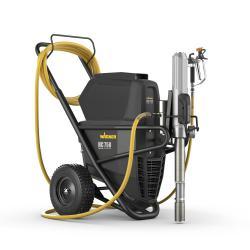 HeavyCoat 750 E Spraypack / 230 V - Kolvpumpe - 250 bar - elektrisk