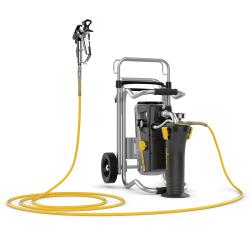 SuperFinish 23 Plus Dispersion HEA Spraypack auf Wagen - 250 bar