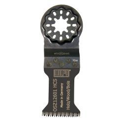"""Metallsägeblatt """"OSZ 126"""" - für oszillierende Werkzeuge - Breite 35 mm"""