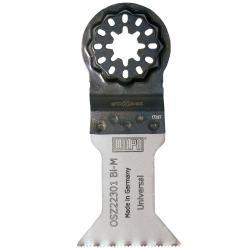 """Metallsägeblatt """"OSZ 223"""" - für oszillierende Werkzeuge - Breite 44 mm"""