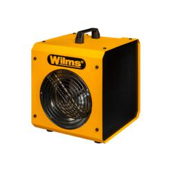 Wilms Elektroheizer Typ EL 4 - 230V/50 Hz - 3,3 kW Heizleistung