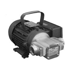 Impellerpump - max. 90 l/min - 400 V - 2800 v/min - motor, kabel & stickpropp