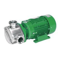 Pompe à roue NIROSTAR 2000-E / PF - max. Capacité 300 l / min - 400 V - avec moteur et câble, sans prise