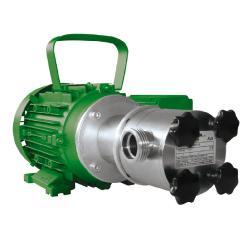 Impellerpumpe NIROSTAR V 2000-B/PT - 60 l/min - 3 bar - 230 V - 2800 U/min - mit Motor, Kabel und Stecker
