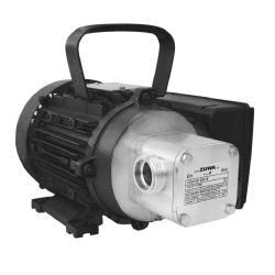 Impellerpumpe UNISTAR/K 2000-A - max. Fördermenge 15 l/min - 230 V - m. Motor, Kabel u. Stecker