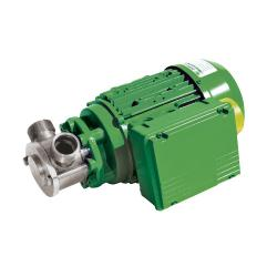 Impellerpumpe NIROSTAR E 2000-C/PF - 96 l/min - 400 V - 1400 U/min - mit Motor und Kabel - ohne Stecker