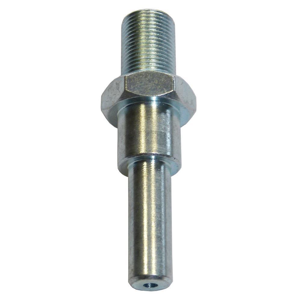 Ersatz-Luftdüse - Bohrung-Ø max. 6,35 mm - Durchmesser- 9,5 mm - ½ Zoll Feingewinde - Länge 6,5 mm