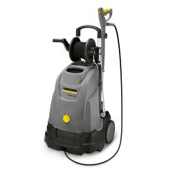 Hot water high-pressure cleaner HDS 5/15 UX - with hose reel - 450 l / h - 2,7 kW - pressure 150 bar