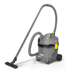 Wet / dry vacuum cleaner NT 22/1 Ap Te - with connection sleeve for electric tools - 1300 W