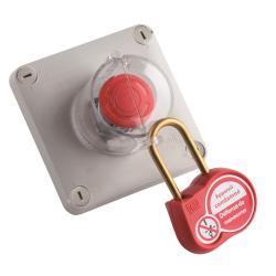 Protezione pulsante universale - dimensione installazione 30 mm