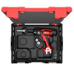 Akumulatorowy klucz udarowy FSS 18 V 400 BL - zestaw 1 - bez akumulatora 4.0 i bez ładowarki