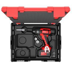 Bezprzewodowy klucz udarowy FSS 18V 400 BL - Zestaw 2 - 1x Akumulator 4.0 i bez ładowarki