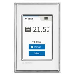 Thermostat OCD6 - mit 2 Fühlern - Touchscreen - Regelbereich von +5 bis +40°C