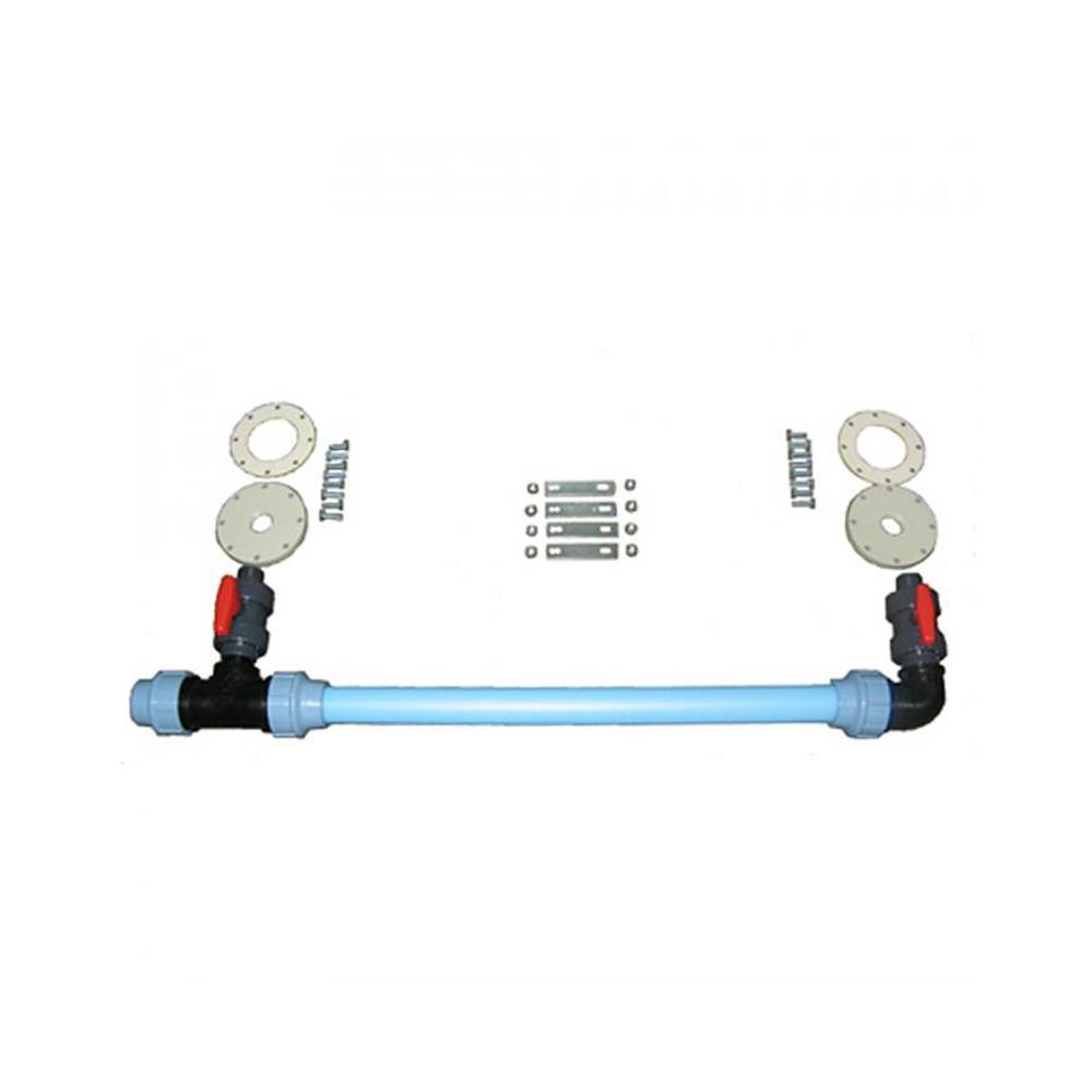 Verbindungsleitung - Nennweite DN 50 - für Graf® Lagertank