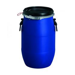 Barrel with wide mouth - UN Hazard Class approval Solids - Volume 30 to 220 l - Graf®