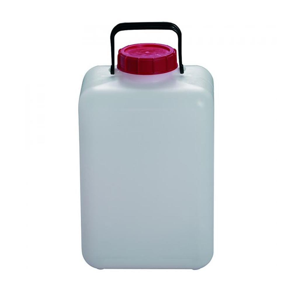 Kunststoffkanister - vierkant - mit Tragebügel - Volumen 5 bis 20 l - Graf®
