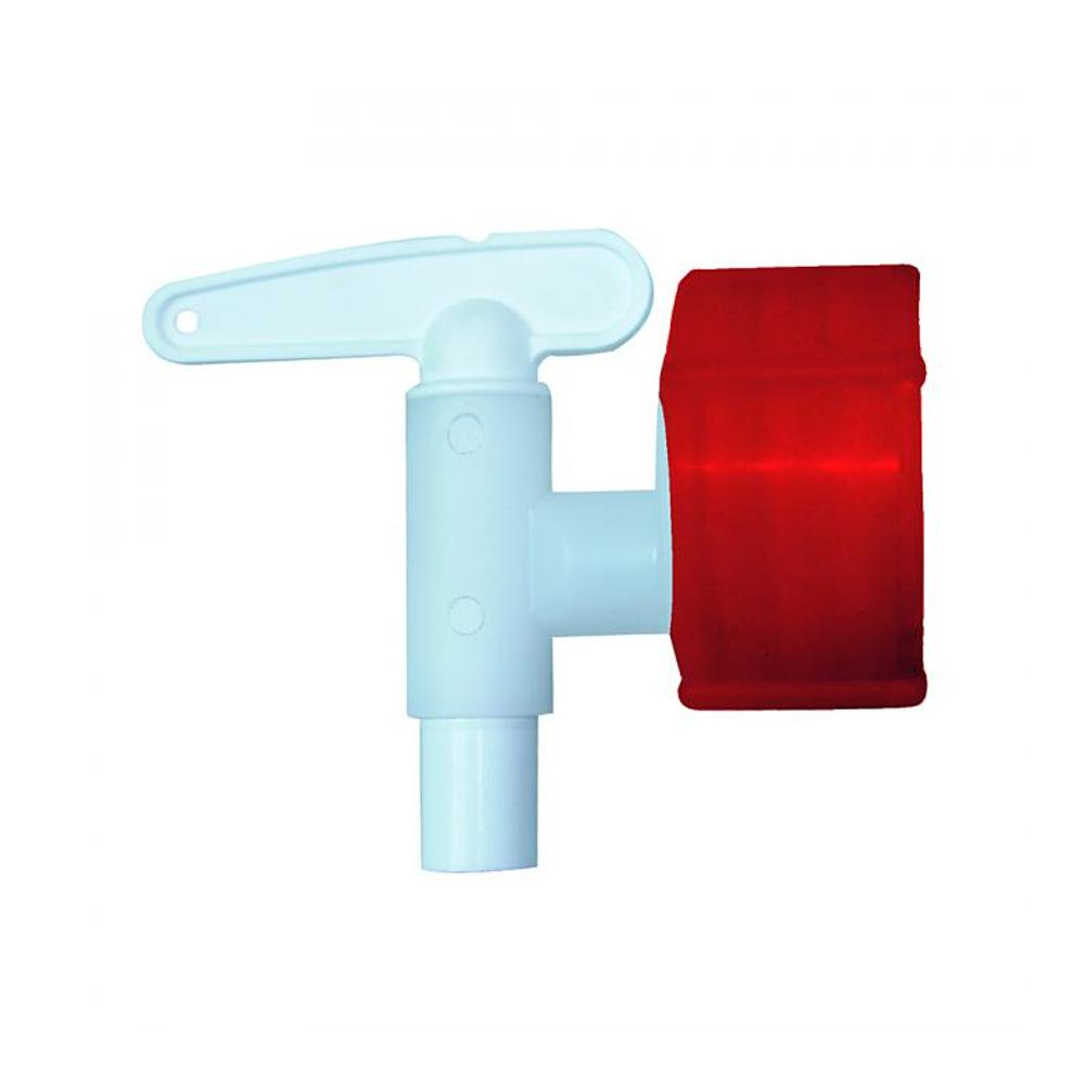 Graf® Auslaufhahn - Polyethylen - für Kunststofffässer - Nennweite 10 bis 15