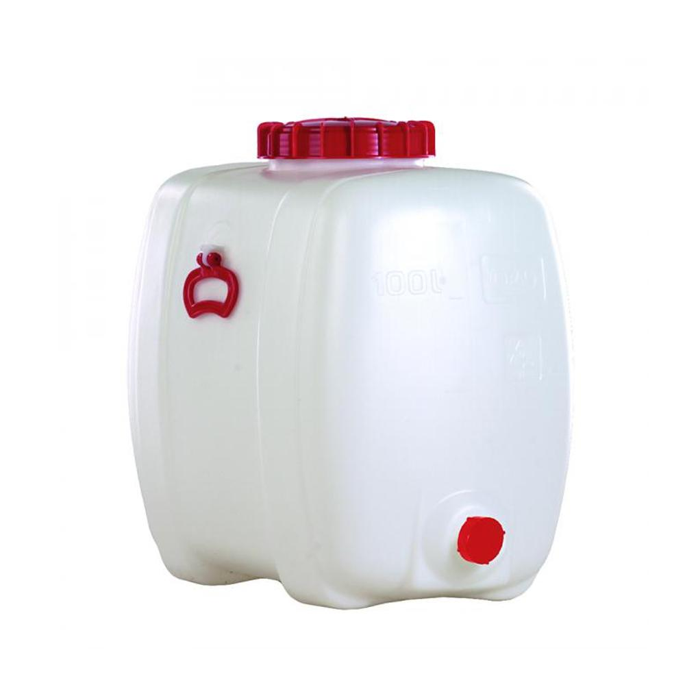 Fass aus Kunststoff - ovale Ausführung - Volumen 60 bis 500 l - Graf®