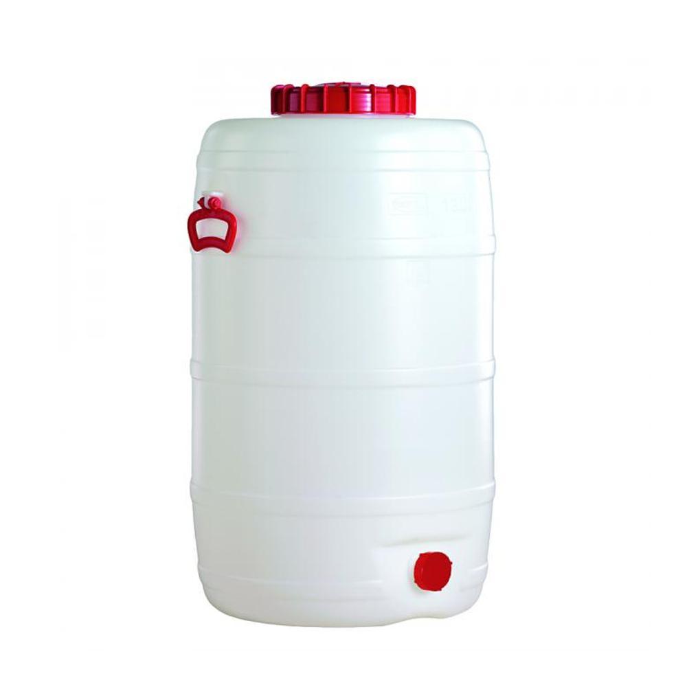 Fass aus Kunststoff - runde Ausführung - Volumen 10 bis 125 l - Graf®