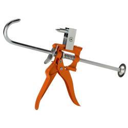 Collet för montering av reparationskopplingar - för rörbredd 38 till 168,3 mm - pris per styck