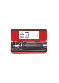 Håndpåvirkningsnøgle sæt - serie 24636 B5 - 6 stk