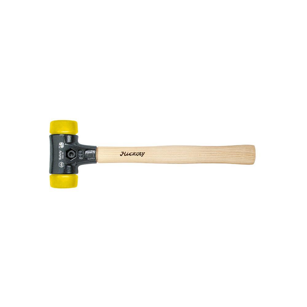"""Schonhammer """"Safety"""" - gelb/ gelb - Serie 832-55"""