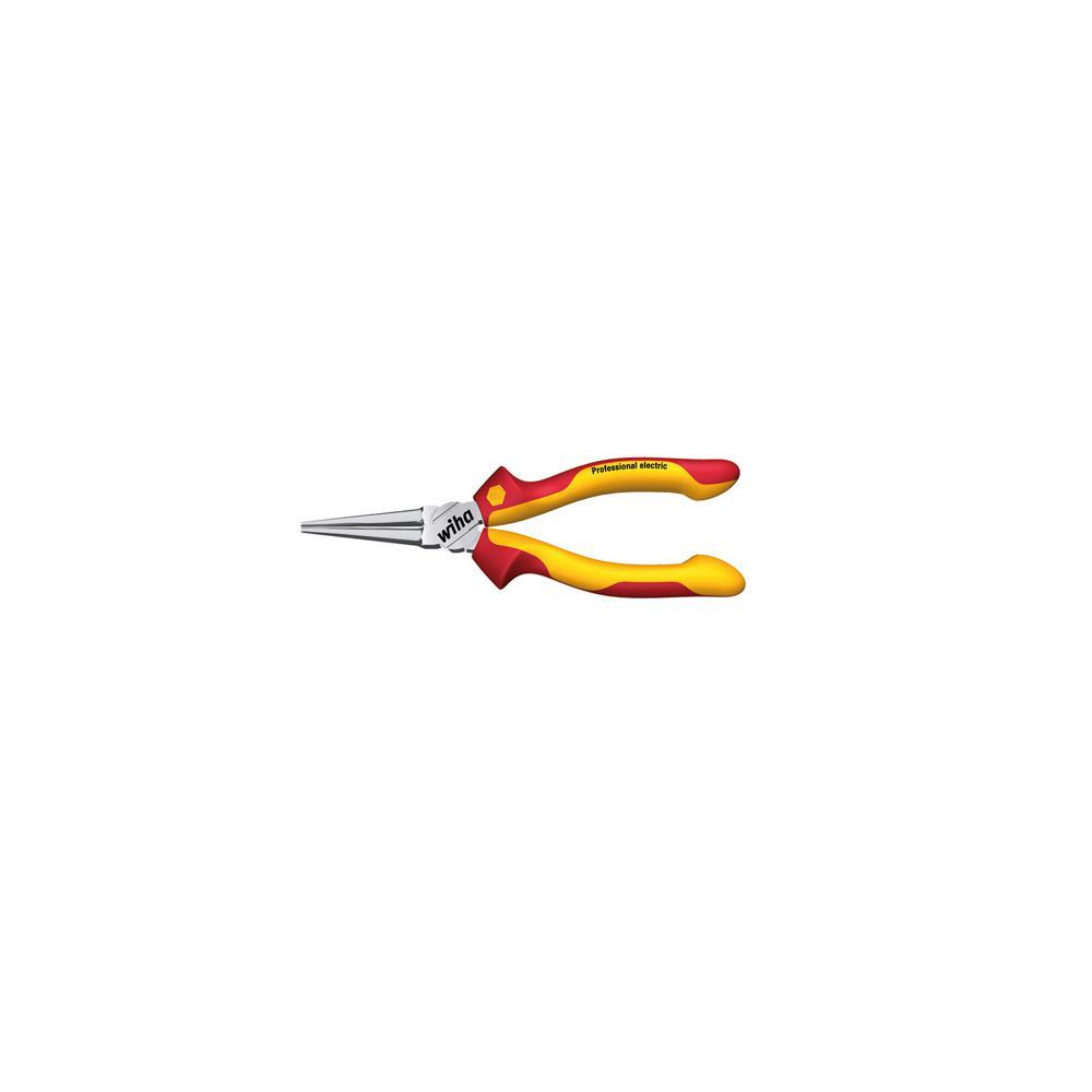 long nez pince plate-nez électrique professionnel - DIN ISO 5745 - série Z 09 0 06
