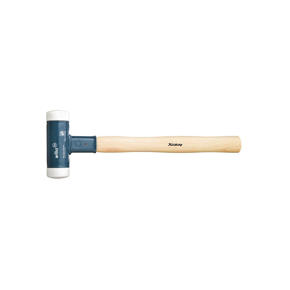 Schonhammer - rückschlagfrei - weiß - Serie 8001