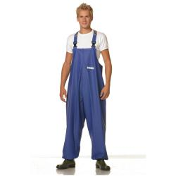 Chemical Protection Dungarees - Ocean - 240 gr. Nylon - Waterproof - Gr. S to 4XL - Royal Blue