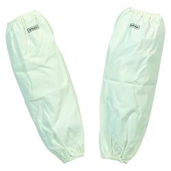 Ärmelschoner - OCEAN - Polyester - mit Gummibündchen - Einheitsgröße - Weiß